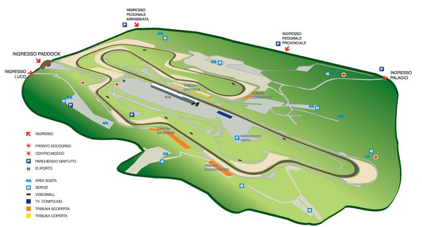 Circuito Del Mugello : Virtual italian championship vic round mugello